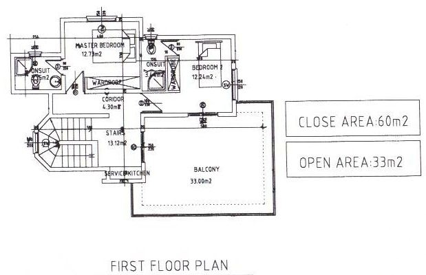 Marlborough upstairs floor plan for Marlborough house floor plan
